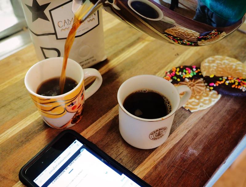 фото камерунского кофе