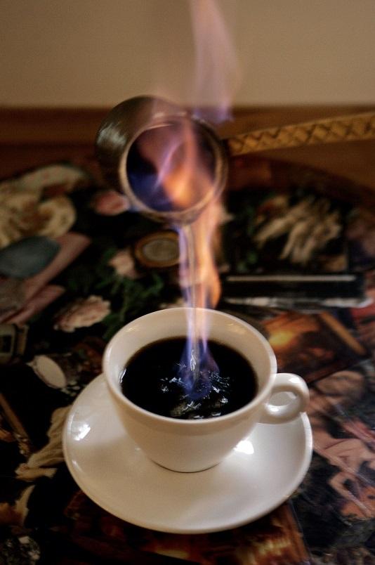 фото кофе брюло, приготовленного в домашних условиях