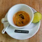 фото кофе Гильермо с лаймом