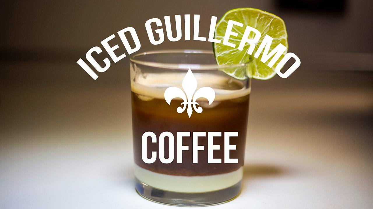 фото кофе Гильермо со льдом
