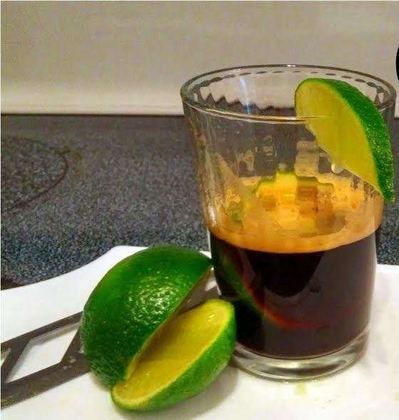 фото кофе Гильермо, приготовленного в домашних условиях