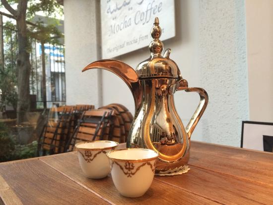 приготовление кофе по-йеменски
