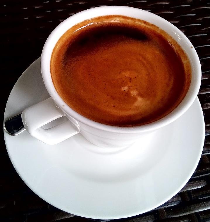 фото кофе рэд ай или красный глаз