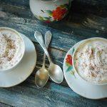 фото кофе со сливочным и кокосовым маслом