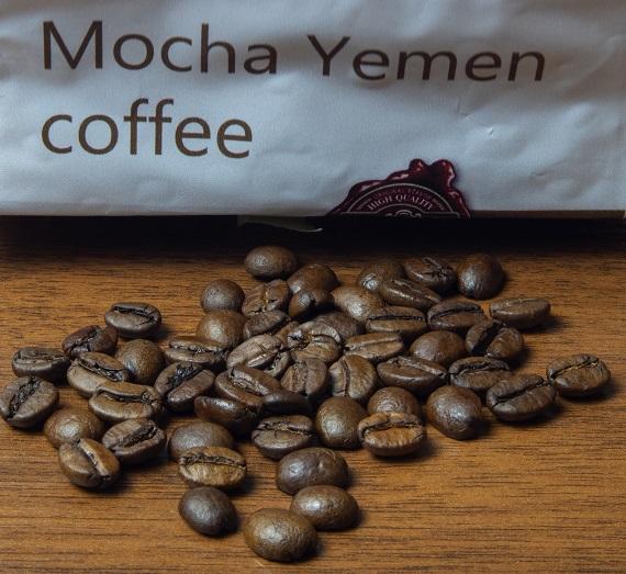 фото сорта кофе Мокка Йемен