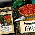 фото кофе Гейша из Панамы