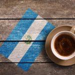 поисание кофе из Сальвадора
