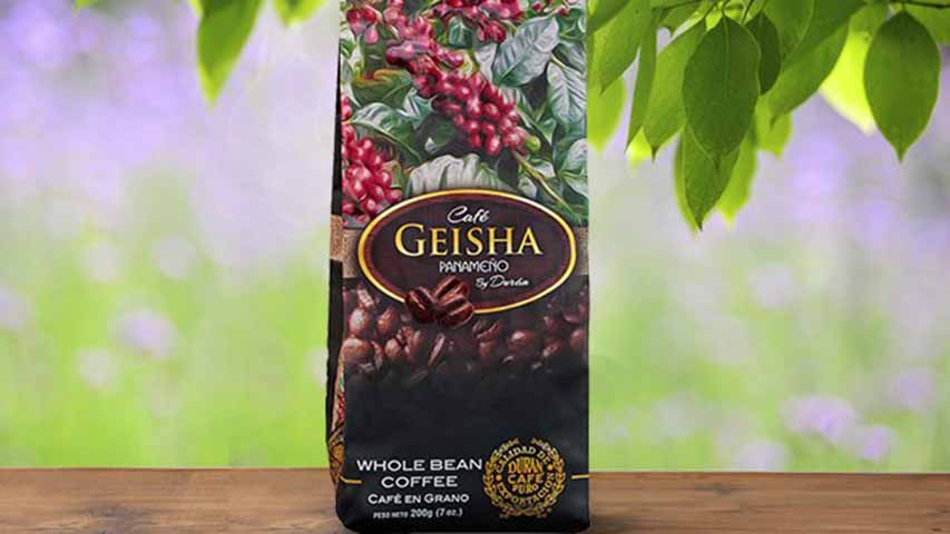 фото панамского кофе Гейша