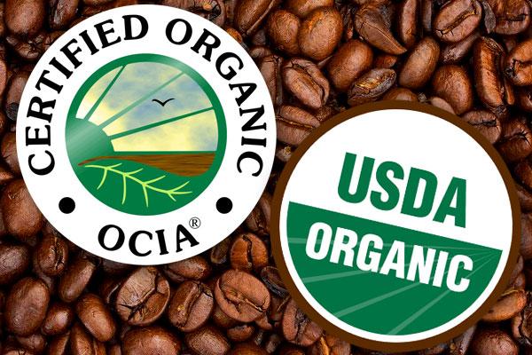 как сертифицируют органический кофе