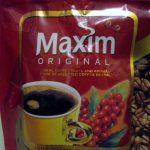 фото кофе Максим