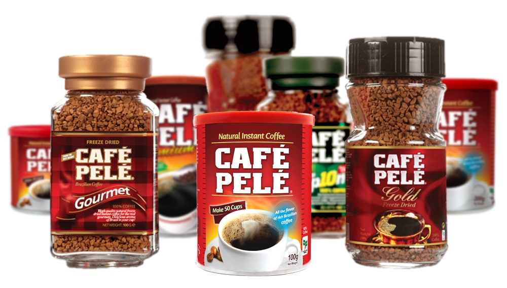фото видов кофе Пеле