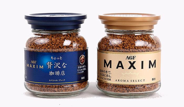 фото японского кофе Максим