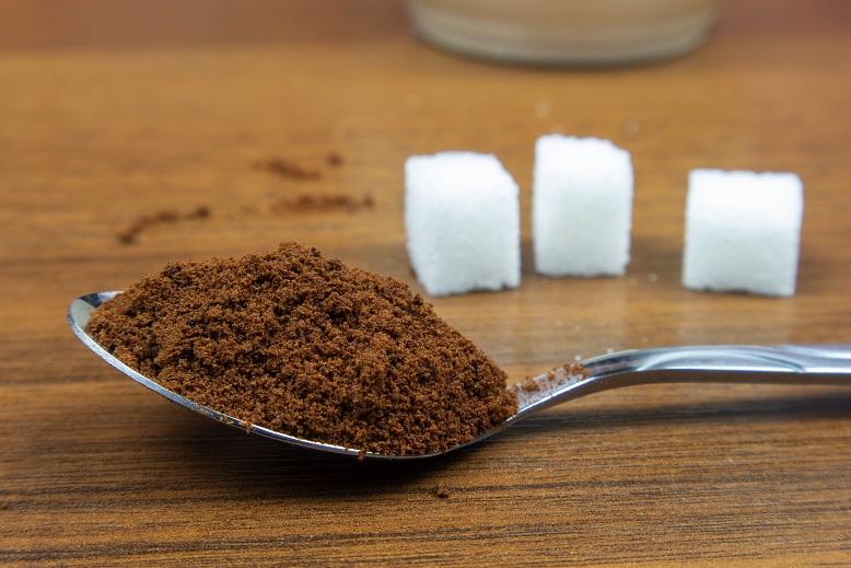 фото гранулированного растворимого кофе