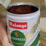 фото банки кофе Малонго