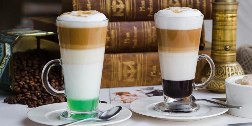 фото кофе с сиропом