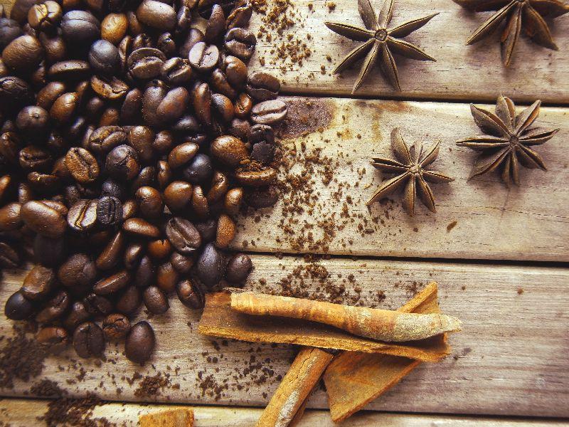 фото кофейных ароматизаторов