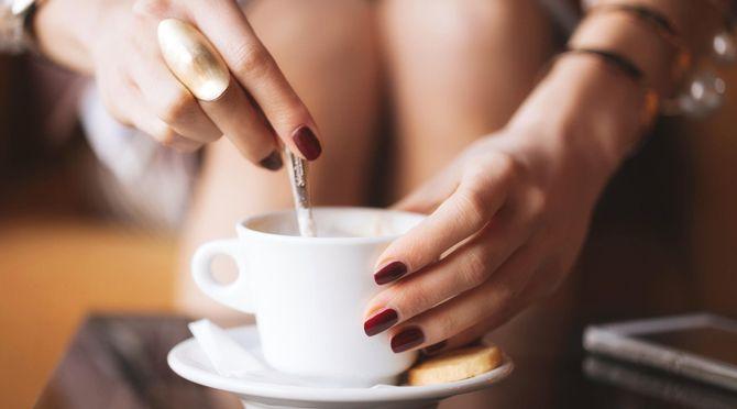 пить ли кофе кормящей матери