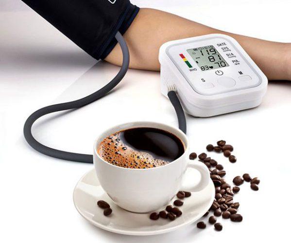 можно ли пить кофе при давлении