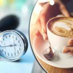 как кофеин влияет на артериальное давление