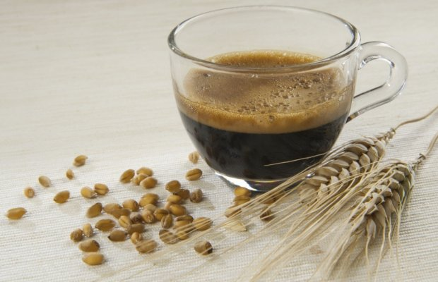 фото ячменного кофе