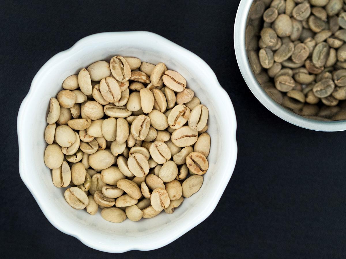фото зерен кофе арабика Джембер