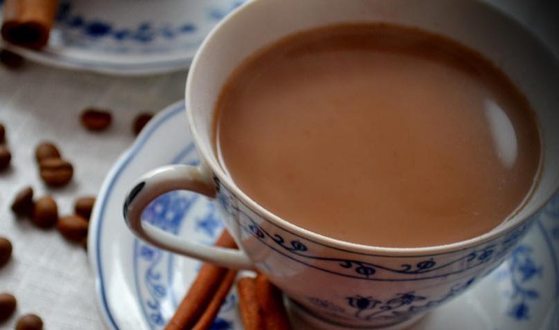 фото кофе с какао и шоколадом