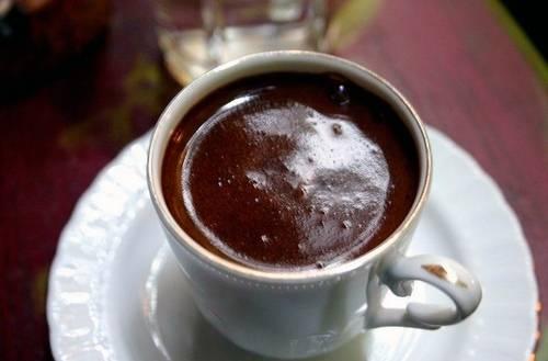 фото кофе с какао в турке по-румынски