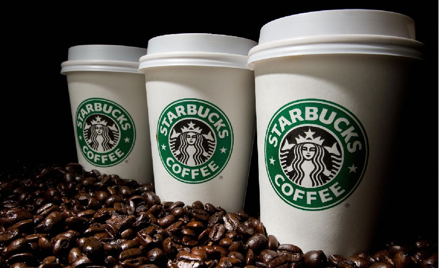 фото кофе Старбакс в Америке