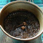 кофе с гвоздикой в турке