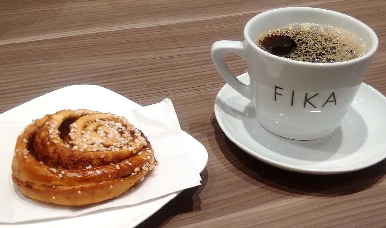 фото шведского перерыва на кофе фика