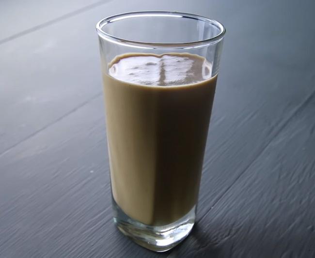 фото домашнего кофейного йогурта