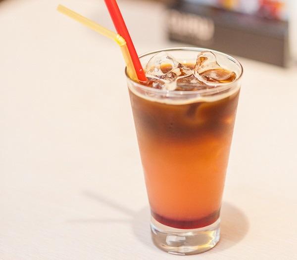 фото кофе с грейпфрутовым соком