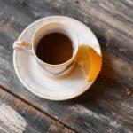 фото кофе с лимоном Романо