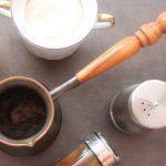 фото кофе с перцем в турке