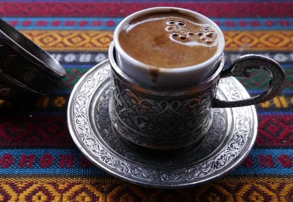 фото кофе с солью и перцем