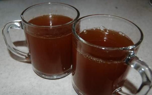 фото кофе с яблочным соком