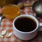 фото кофе с медом и чесноком