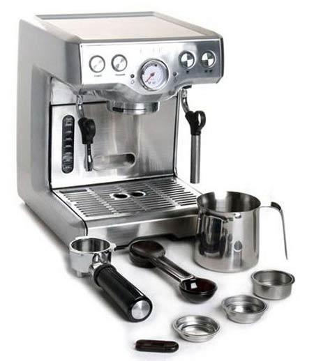 обслуживание эспрессо кофемашин