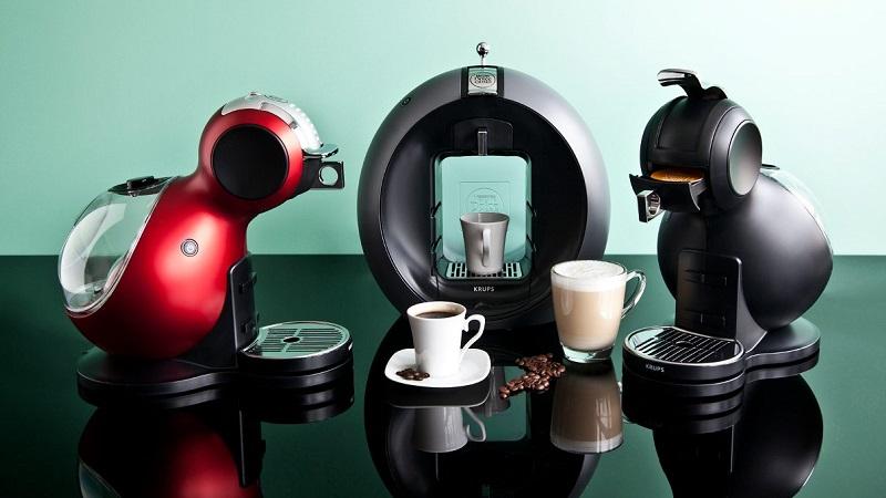 обслуживание капсульных кофемашин