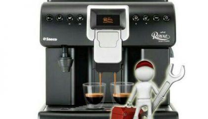 обслуживание кофемашины дома