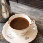 фото кофе с куркумой
