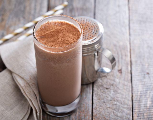 фото кофе с ликером амаретто и мороженым