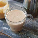 домашний сникерс кофе фото